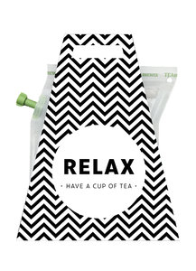 Relax have a cup of tea wenskaart