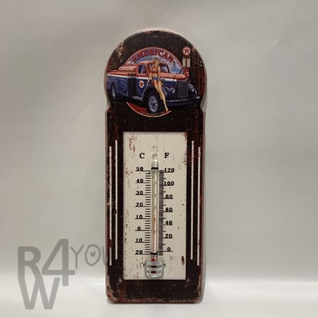 Thermometer 'American'